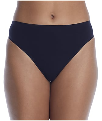 Nearly Nude Flex Fit Shine Thong