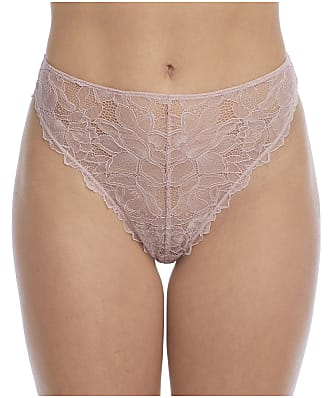 NearlyNude The Poppy Lace High-Waist Brief