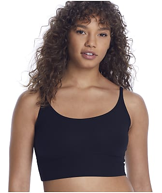 NearlyNude 2x2 Modal Ribbed Double Scoop Bralette
