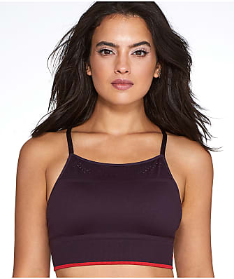 Nike New Seamless Wire-Free Sports Bra