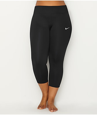 Nike Plus Size Dri-Fit Cropped Leggings