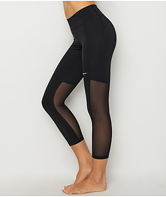 Nike Dri-FIT Fly Victory Cropped Leggings