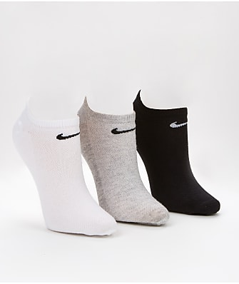 Nike Lightweight No-Show Socks 3-Pack