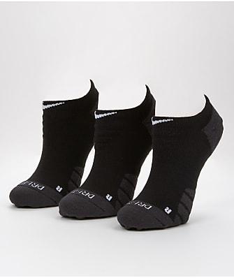 Nike Dry Cushion No-Show Socks 3-Pack