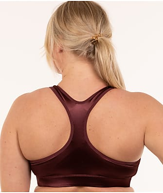 Enell High Impact Wire-Free Racerback Sports Bra