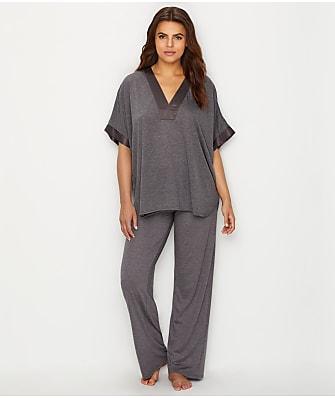 N Natori Congo Knit Pajama Set