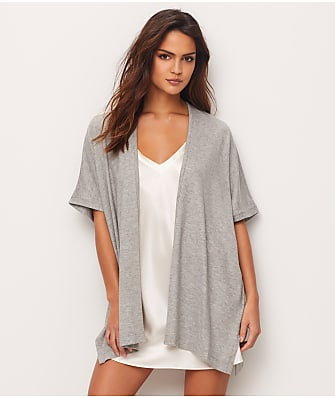 N Natori Retreat Sweater Knit Cardigan