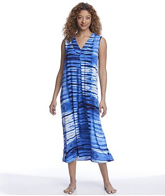 N Natori Shibori Woven Nightgown