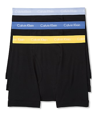 Calvin Klein Classic Boxer Brief 3-Pack