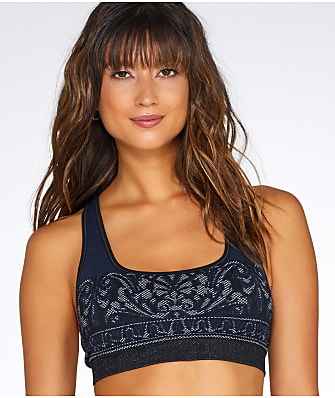 Nux Greta Wire-Free Sports Bra