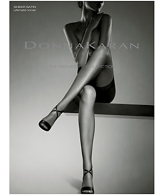 Donna Karan Hosiery Signature Sheer Satin Pantyhose
