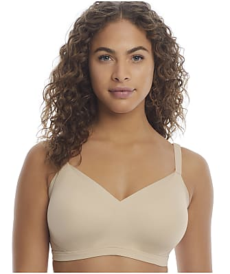 Olga No Side Effects Wire-Free Back Smoothing T-Shirt Bra