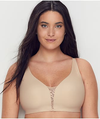 Olga Easy Does it Wire-Free 2 Ply Bra