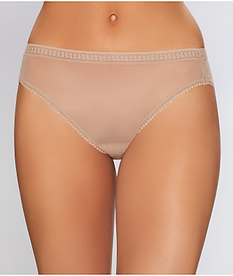 OnGossamer Gossamer Mesh Hi-Cut Brief