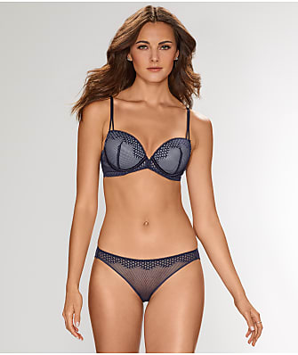 OnGossamer The Show Off Demi Plunge Bra
