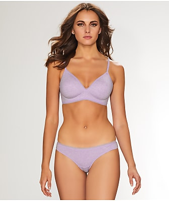 OnGossamer Cabana Cotton Convertible Wire-Free Bra