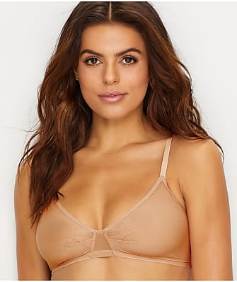 OnGossamer Next To Nothing Mesh Bralette