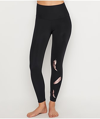 Onzie Foil Midi Leggings
