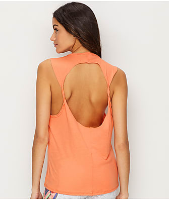 Onzie Twist Back Tank Top
