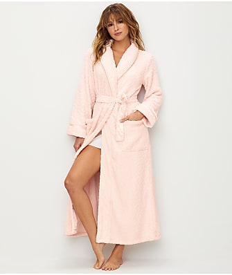 Oscar de la Renta Pretty Plush Robe
