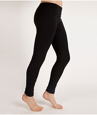 Plush Fleece Lined Cotton Leggings