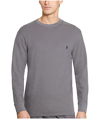 Polo Ralph Lauren Waffle Knit Basic T-Shirt