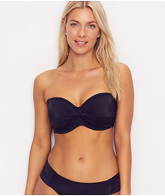 Panache Anya Riva Twist Bandeau Underwire Bikini Top