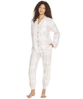 Papinelle Organic Cotton Woven Plaid Pajama Set
