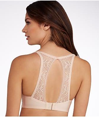 Paramour Carolina Lace Open-Back Bra