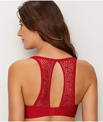 Paramour Carolina Lace Open Back Bra