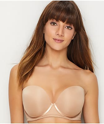 Paramour Marvelous Strapless T-Shirt Bra