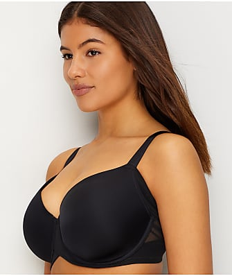 7cf93d4b232 Paramour Marvelous Side Smoothing T-Shirt Bra