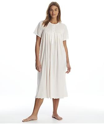 p.jamas Ines Knit Nightgown