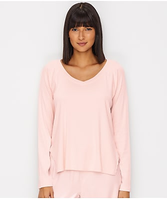 PJ Harlow Frankie Knit Lounge Top