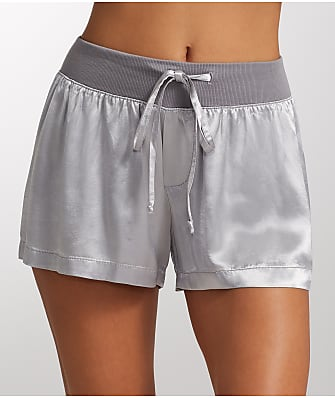 PJ Harlow Mikel Satin Sleep Boxer Shorts