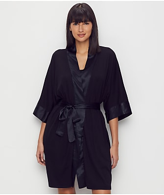 PJ Harlow Shala Ribbed Knit Robe