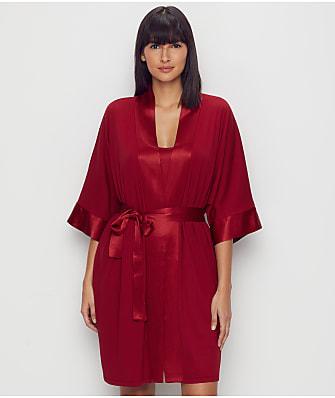 PJ Harlow Shala Ribbed Knit Robe