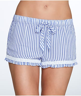 P.J. Salvage Summer Stripes Woven Sleep Shorts