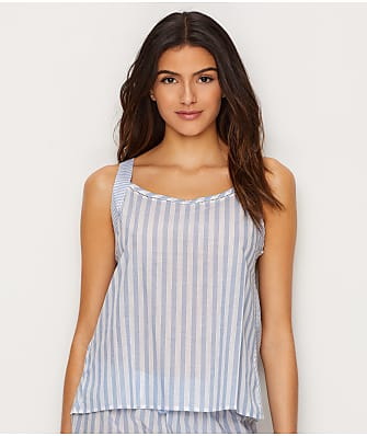 P.J. Salvage Denim Blues Woven Sleep Top