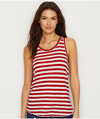 P.J. Salvage Knit Stripe Lounge Tank