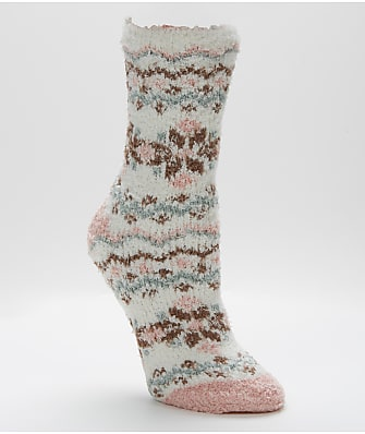 P.J. Salvage Plush Fair Isle Socks