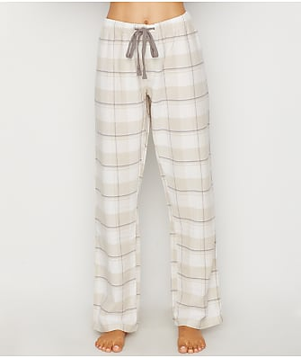 P.J. Salvage Lazy Days Plaid Woven Sleep Pants