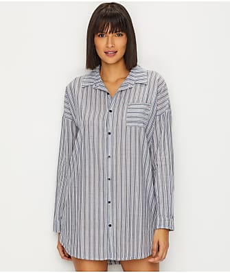 P.J. Salvage Mon Cheri Woven Sleep Shirt