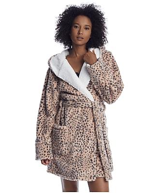 P.J. Salvage Cozy Items Animal Fleece Robe