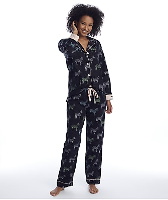 P.J. Salvage Get Your ZZZ's Flannel Pajama Set