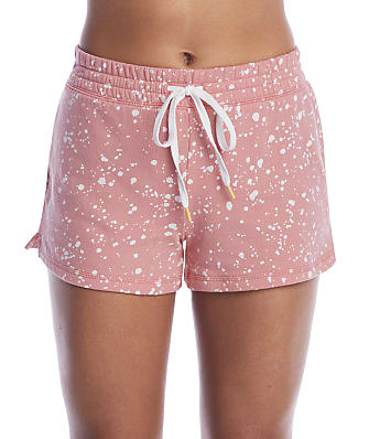 P.J. Salvage Dream On Dreamer Terry Lounge Shorts