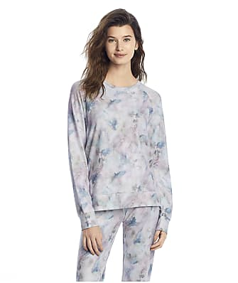 P.J. Salvage Marble Vibes Knit Pullover Sleep Top