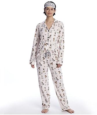 P.J. Salvage Boho Batik Modal Pajama Set
