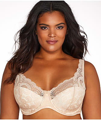 Playtex Love My Curves Plunge Bra