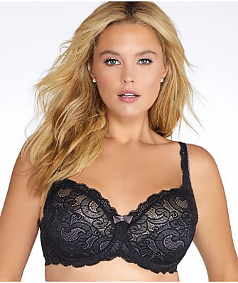 Playtex Love My Curves Lace And Lift Bra